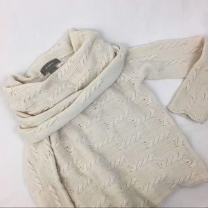 ply cashmere Sweaters - [Ply Cashmere] ✨SALE✨100% cashmere cream sweater